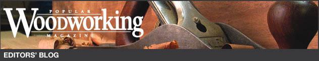 Pop woodworking blog