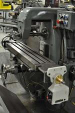Horizonal milling machine